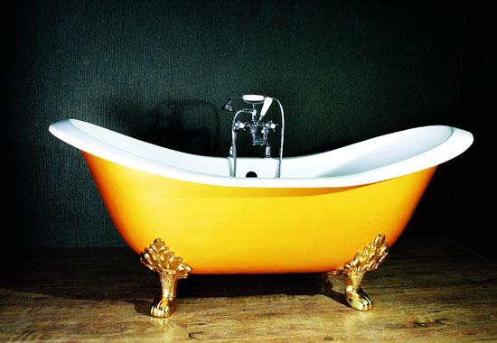 Популярные чугунные ванны