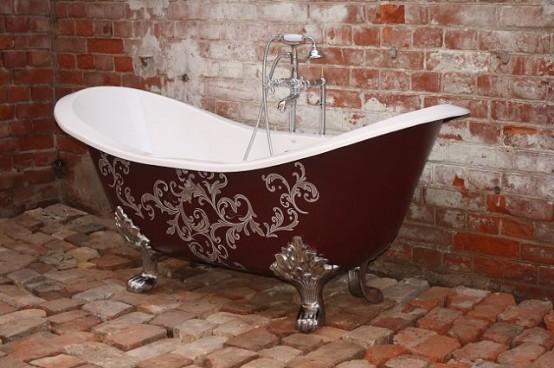 чугунные ванны остаются лидерами